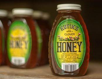 Kutik's - Clover Honey