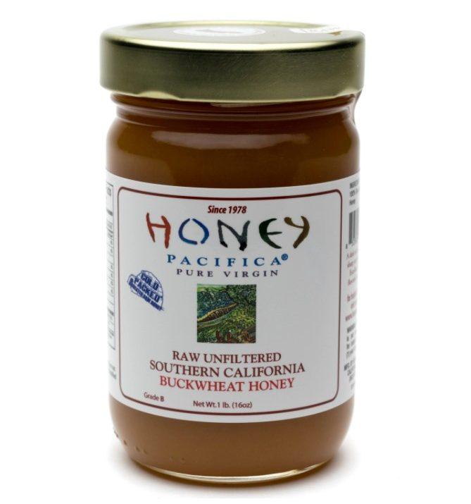 Honey Pacifica - Buckwheat Honey