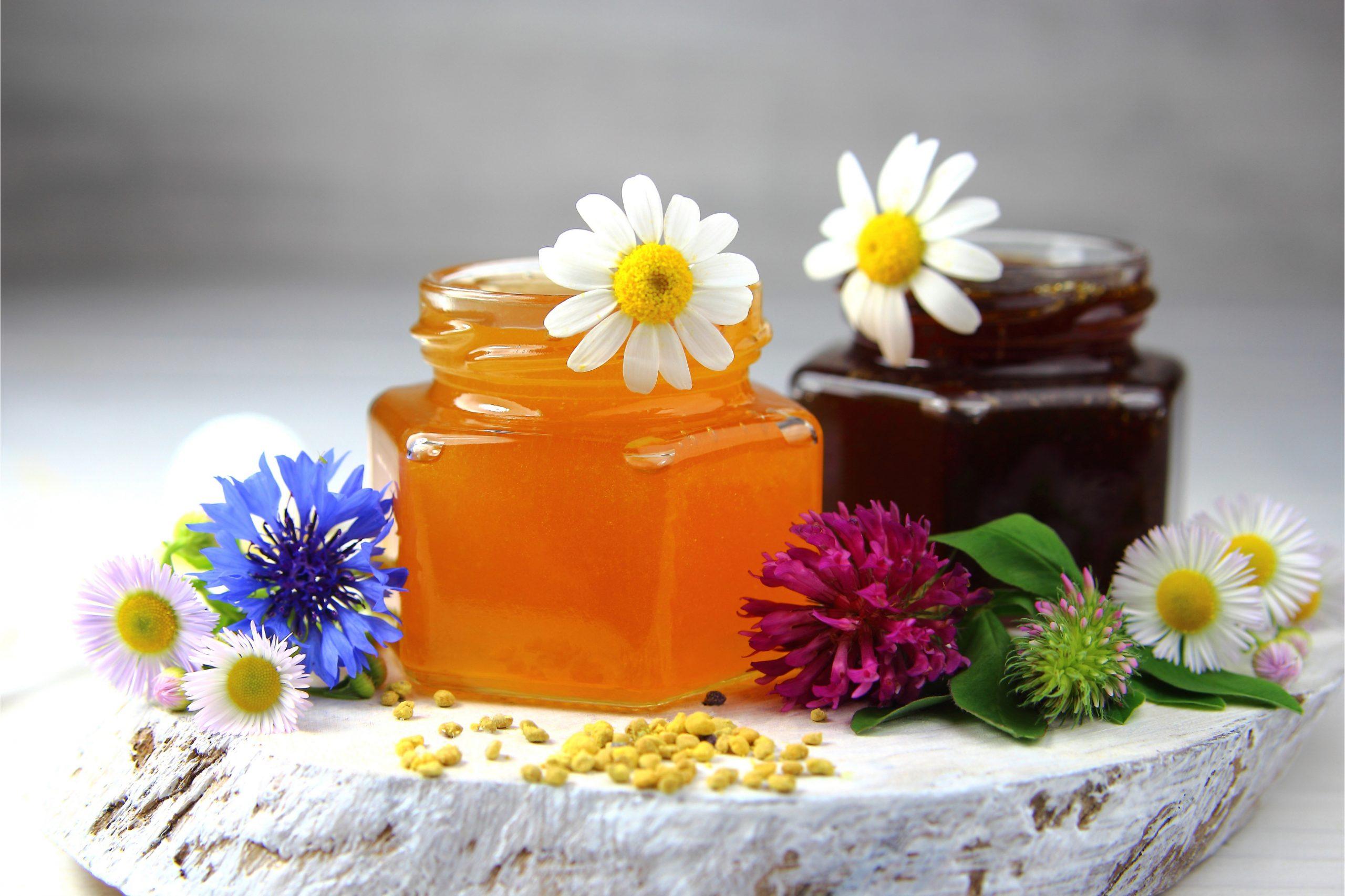 Buckwheat and Wildflower Honey